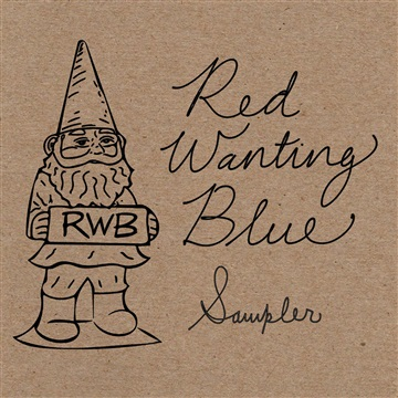 Red Wanting Blue Sampler by Red Wanting Blue