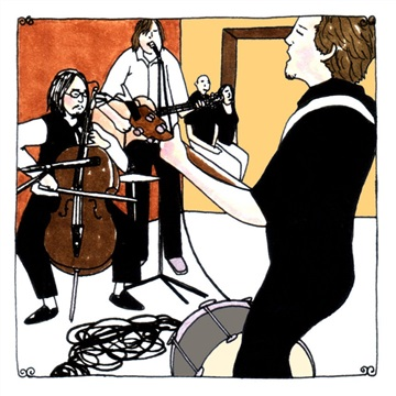 Daytrotter Sessions : The Avett Brothers