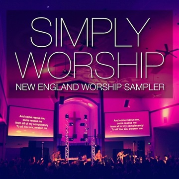 New England Worship Sampler by Simply Worship 2014