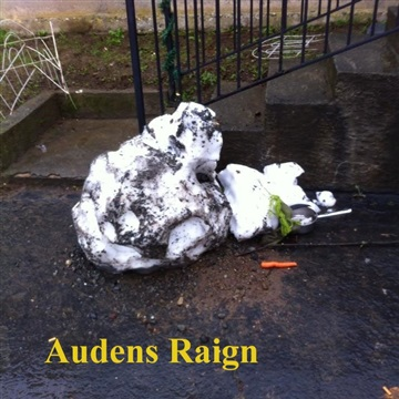 "Audens raign : Audens Raign-""the new self order part two 2010-2013"" i'm melting"