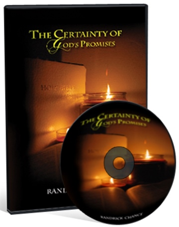 Randrick Chance : (Audio Version) The Certainty of God's Promises