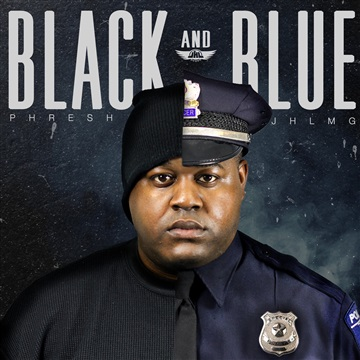 Black and Blue by JUSTHIS LEAGUE Music Group