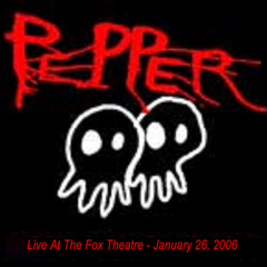 Live at The Fox by Pepper