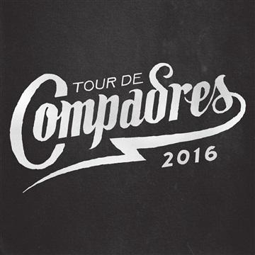 NEEDTOBREATHE : TOUR DE COMPADRES 2016 Sampler