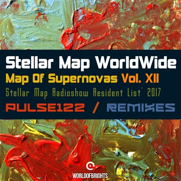 Map Of Supernovas Vol. XII: Pulse122 by WorldOfBrights