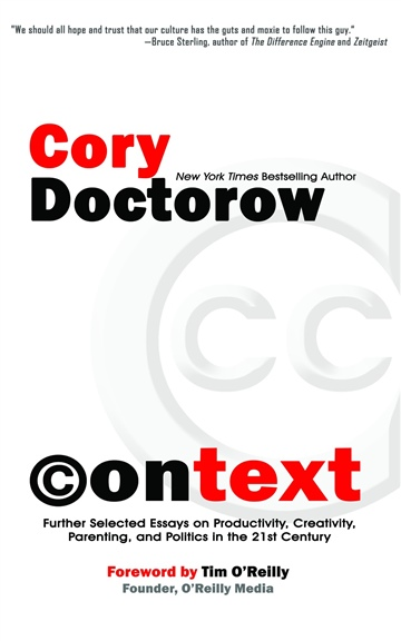 Cory Doctorow : Context