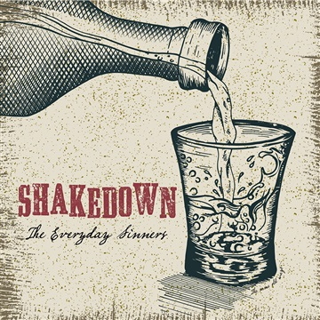 Shakedown by Jack Cade and the Everyday Sinners