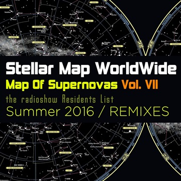 WorldOfBrights : al l bo, Clouds Testers, Sairtech - Map Of Supernovas, Vol. VII