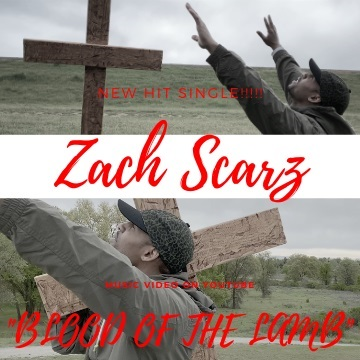 Blood Of The LAMB by Zach Scarz