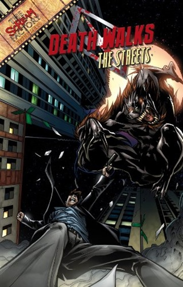 James Zahn : DEATH WALKS THE STREETS #0: TRIO