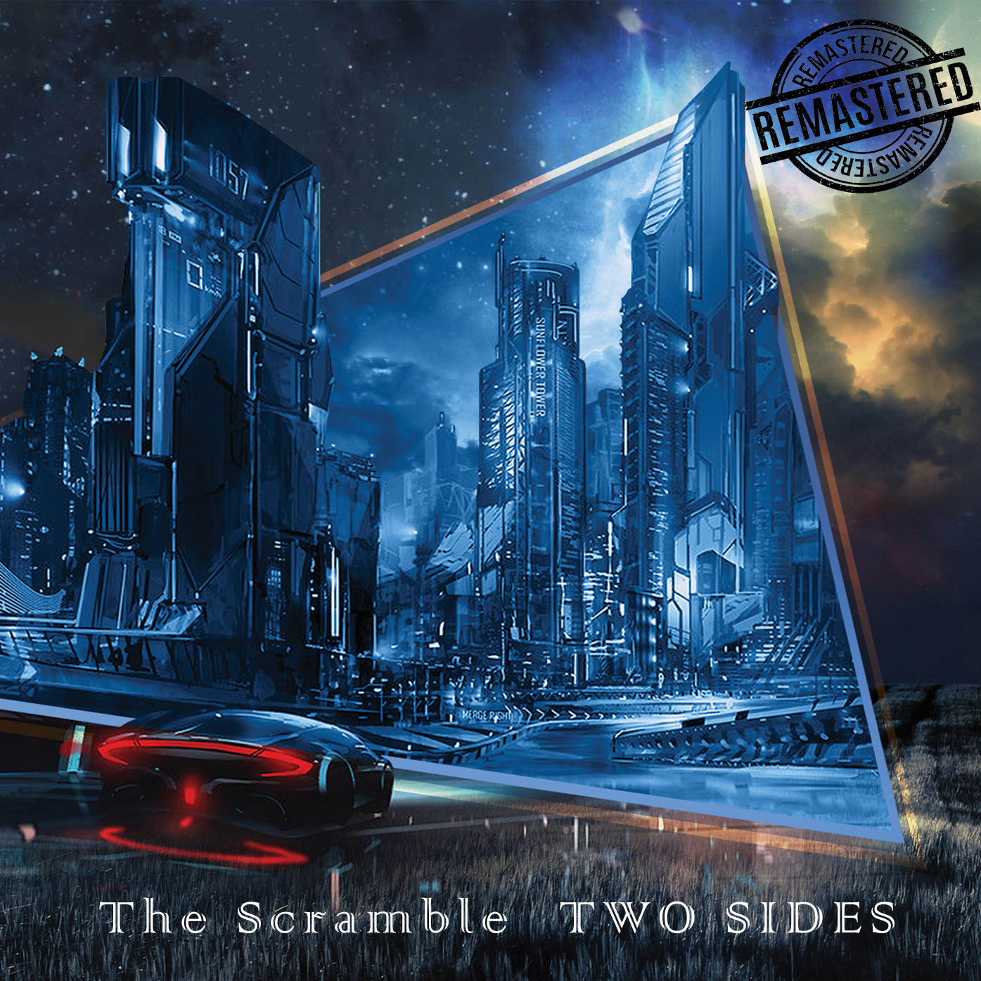 Two Sides (Remastered) by The Scramble