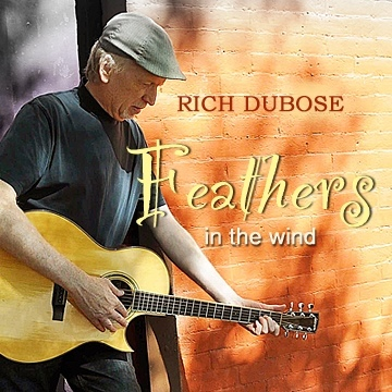Feathers in the Wind by Rich DuBose