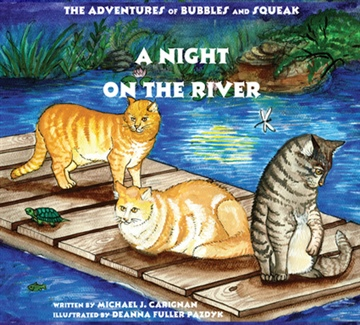 A Night on the River: The Adventures of Bubbles and Squeak