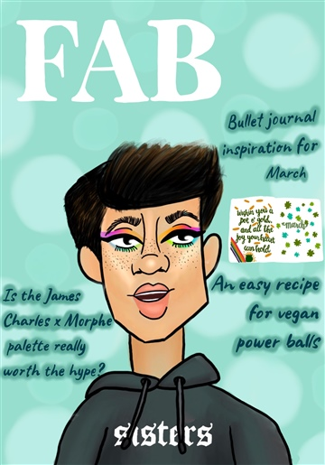 FAB Zine March 2019 by Margot Violette