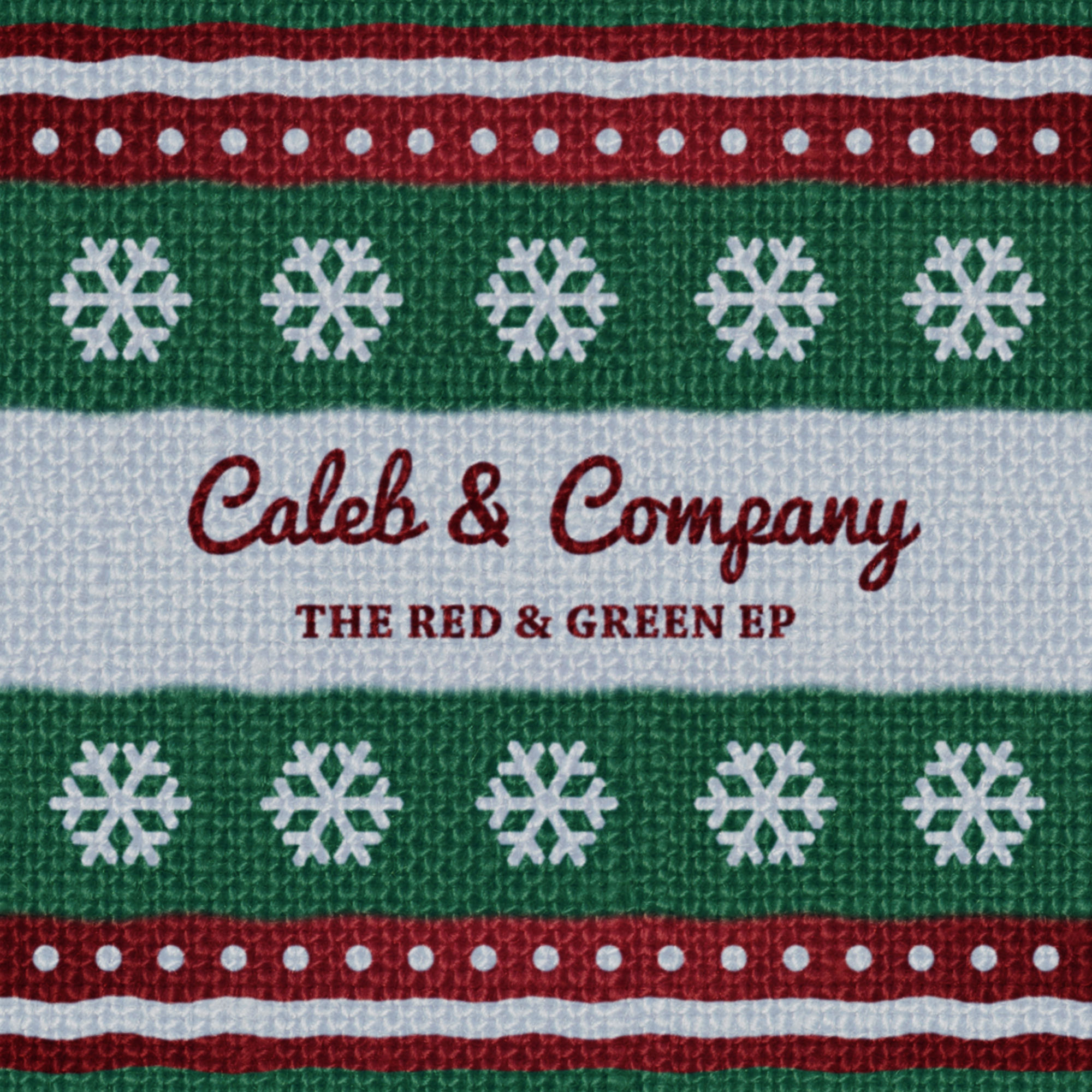 Caleb & Company : The Red & Green EP