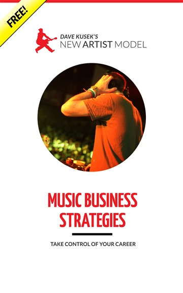 Music Business Strategies by Dave Kusek