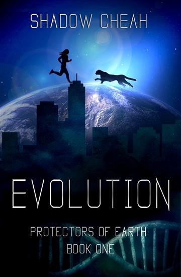 Evolution (The Protectors of Earth Chronicles Book 1)