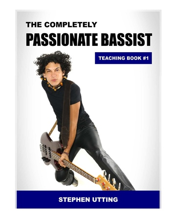 The Completely Passionate Bassist Book 1