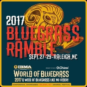 International Bluegrass Music Association (IBMA) : Bluegrass Ramble 2017