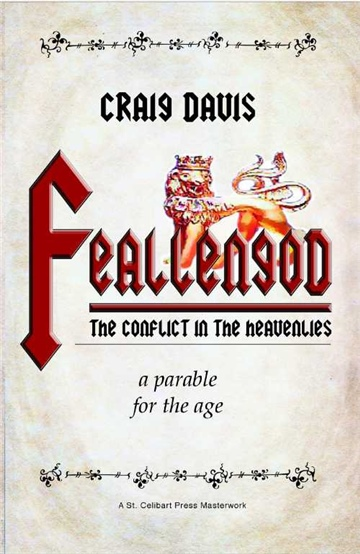 Craig Davis : Feallengod: The Conflict in the Heavenlies