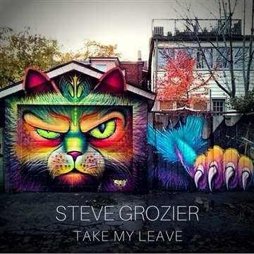Steve Grozier : Take My Leave