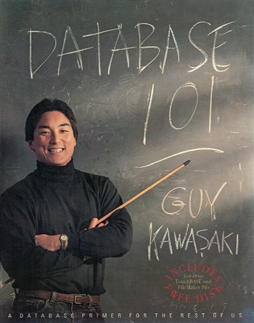 Database 101 by Guy Kawasaki