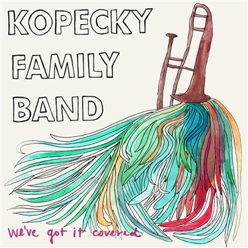 Kopecky : We've Got It Covered EP