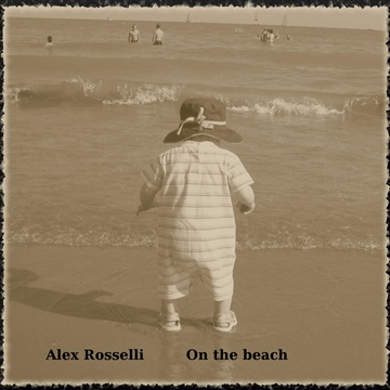 On The Beach by Alex Rosselli