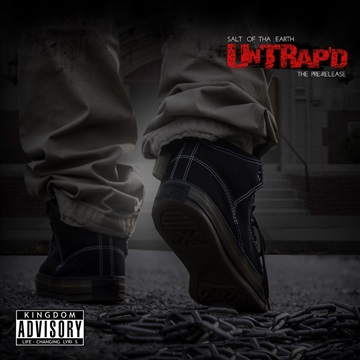 "Salt of tha Earth : ""UnTRAP'D""  The Pre-Release"