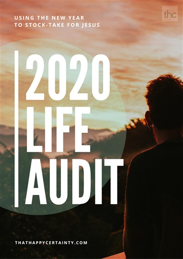 2020 Life Audit by Robin Ham