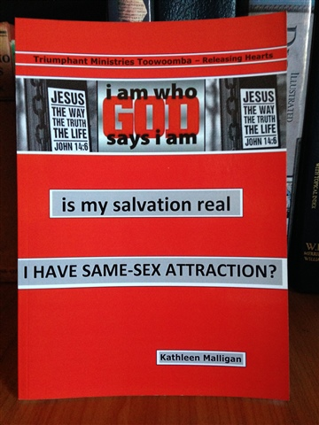 Is My Salvation Real, I Have Same Sex Attraction?