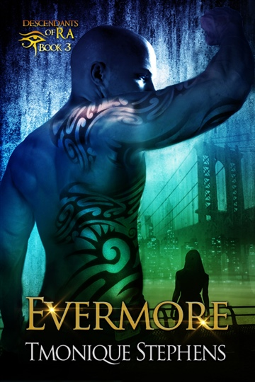 Tmonique Stephens : Evermore Descendants of Ra Book 3