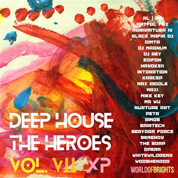 WorldOfBrights : Deep House The Heroes Vol. VII: Extended Edition
