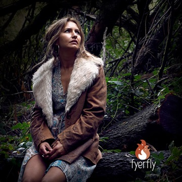 Download tracks from sensual sadcore songstress Fyerfly by Fyerfly