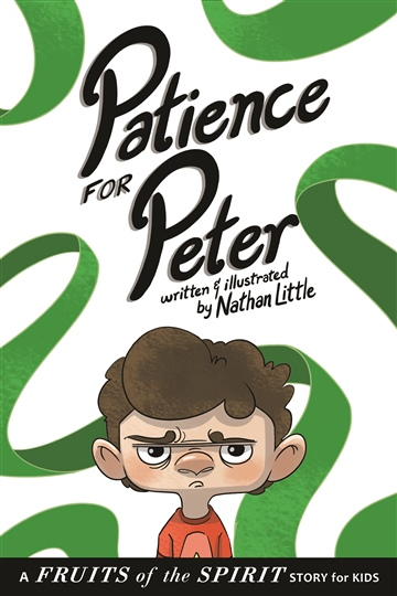 Patience for Peter by Nathan Little