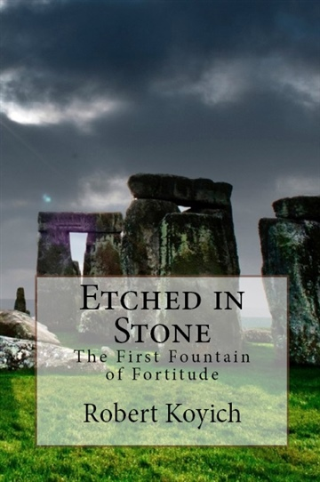 Etched in Stone  by Robert Koyich