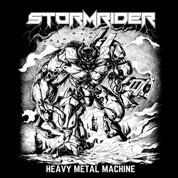Stormrider : Heavy Metal Machine