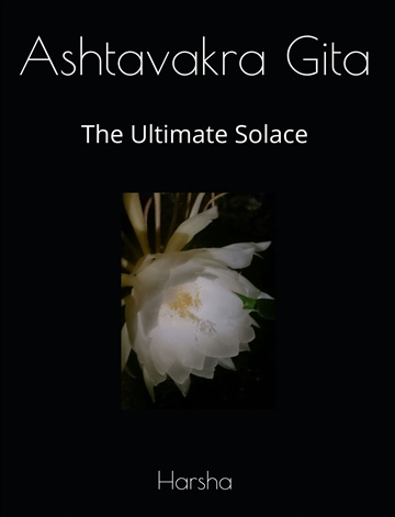 Ashtavakra Gita : The Ultimate Solace (Sample) by Harsha