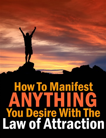 Chris V. Sullivan : How to manifest anything you desire