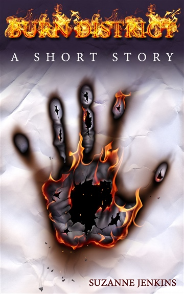 Suzanne Jenkins : Burn District: The Short Story Prequel