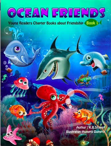 K.B. Shaeper : Ocean Friends