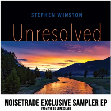 Stephen Winston : Unresolved