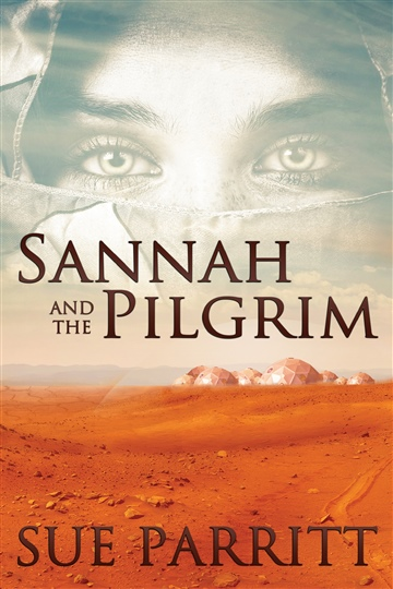 Sannah and the Pilgrim by Sue Parritt