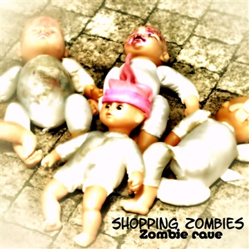 Zombie rave by Shopping Zombies