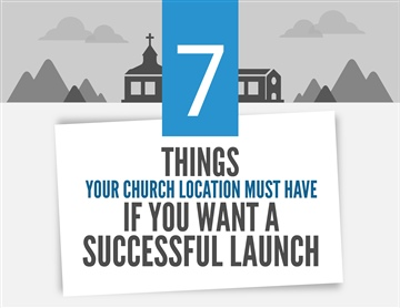7 Things Your Church Location Must Have If You Want A Successful Launch