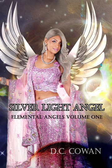 D. C. Cowan : Silver Light Angel (Elemental Angels 1)