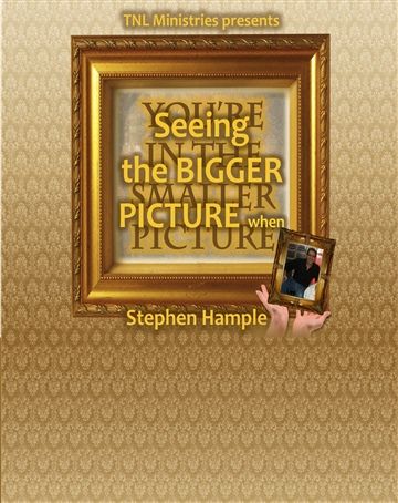 Stephen Hample : Seeing the BIGGER Picture when You're in the SMALLER Picture
