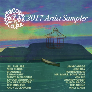 UTR Media : Escape To The Lake 18-Track Sampler (2017)