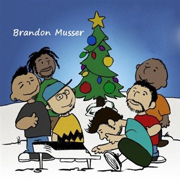 Brandon Musser : Christmas Time Is Here - Maxi-Single (Live)