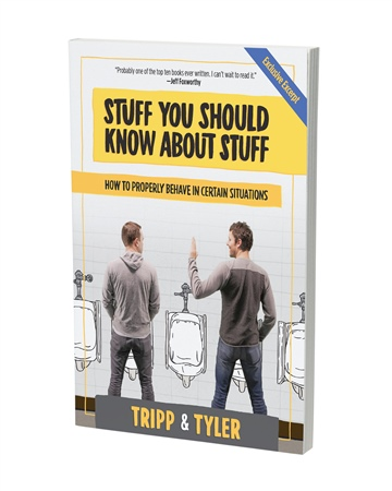 Tyler Stanton and Tripp Crosby : Stuff You Should Know About Stuff (Excerpt)